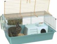 Клетки для декоративных кроликов